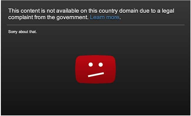 UK Wants Ability To Censor 'Unsavoury' YouTube Videos ...
