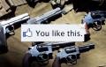 gun sales on social networks