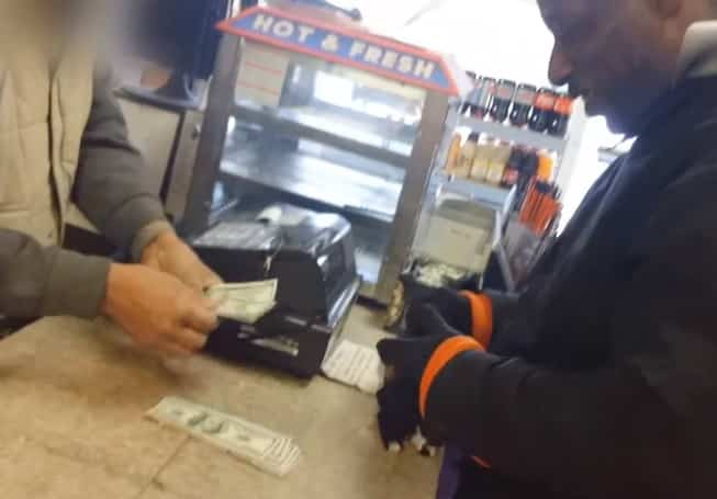 Homeless Lottery Winner Has The Most Amazing Reaction, Get The Tissues Ready