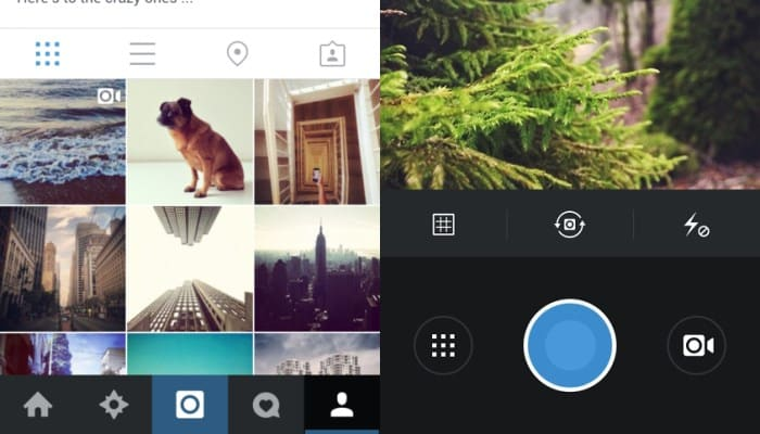 Instagram For Android Receives New Flat Design