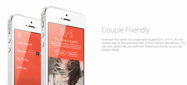 3nder App for Threesome Hookups