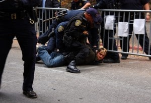 NYC Police #MyNYPD Hashtag Campaign Backfires