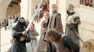 game of thrones execution