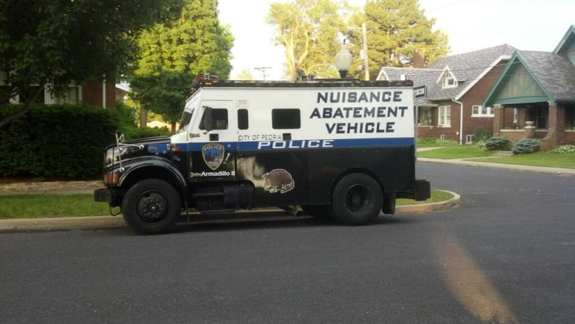 Featured image for Cops Raid Home, Seize Computers And Cell Phones Over Satirical Twitter Account