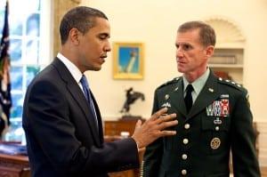 Stanley McChrystal Obama