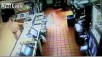 Naked McDonalds Freakout