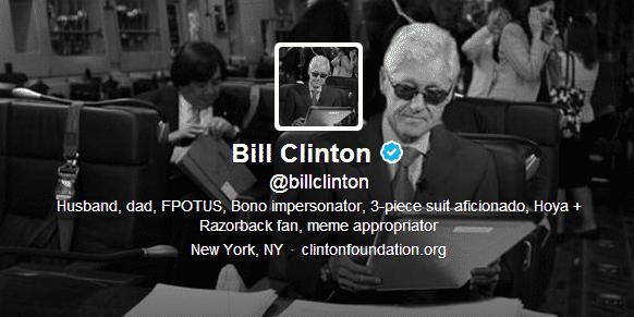 texts from bill bill clinton steals hillary clinton meme