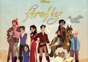 disney firefly fan art