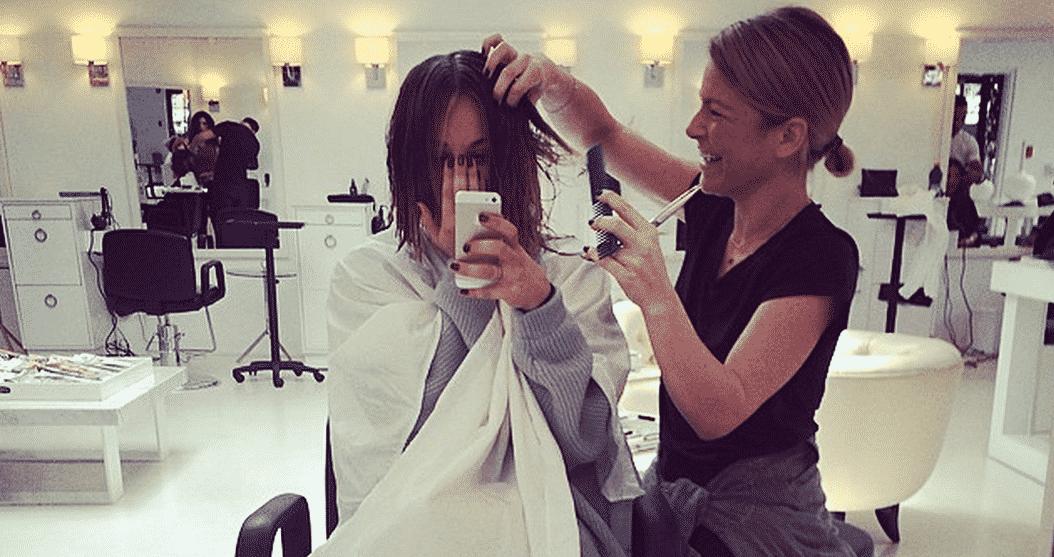 Kaley Cuoco Debuts Short Hair On Instagram Photos