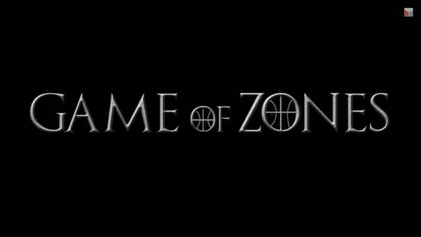 Featured image for NBA Playoffs + GoT = Game of Zones [Video]