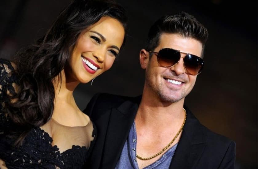 "Featured image for Video: Robin Thicke Appeals To Wife With ""Get Her Back"" Performance At BBMA"