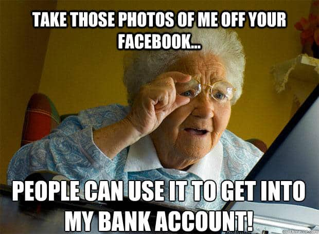 Featured image for Your Grandma Might Not Use Facebook, But Health Status Updates May Make Her More Independent