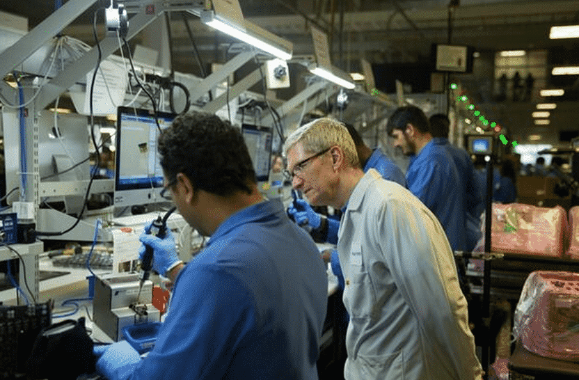 Featured image for Tim Cook Gay? Apple CEO Outed During CNBC Segment