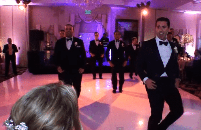 Choreographed Wedding Dance Still Going Viral Video