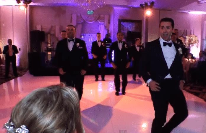 Choreographed Wedding Dance Still Going Viral Video