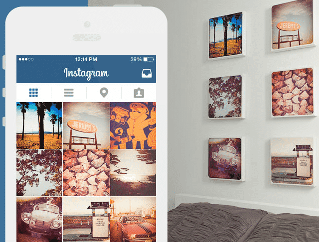 Cool Ways to Print Your Instagram Photos