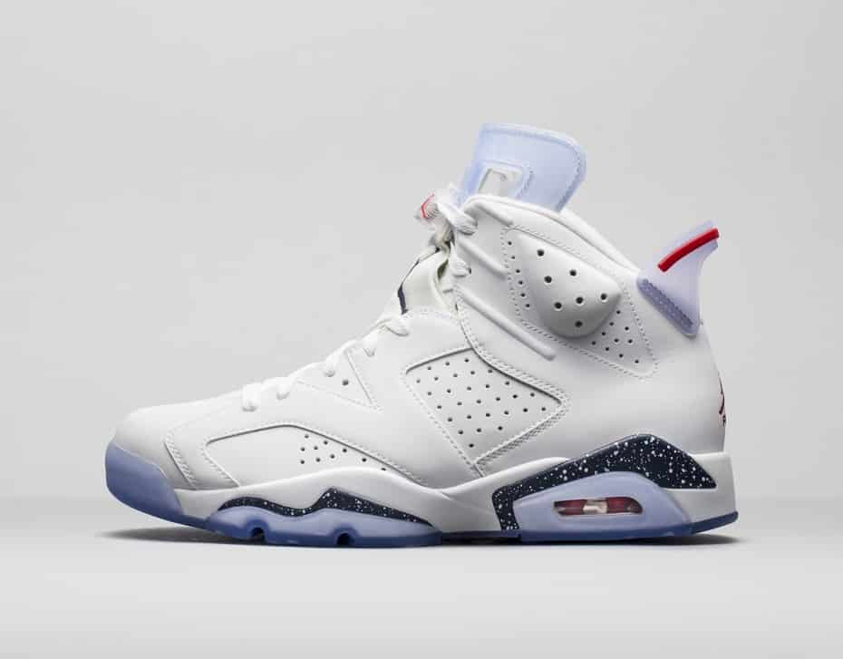 pretty nice 529d7 eae24 Air Jordan 6  First Championship  Sneakers Unveiled On Twitter