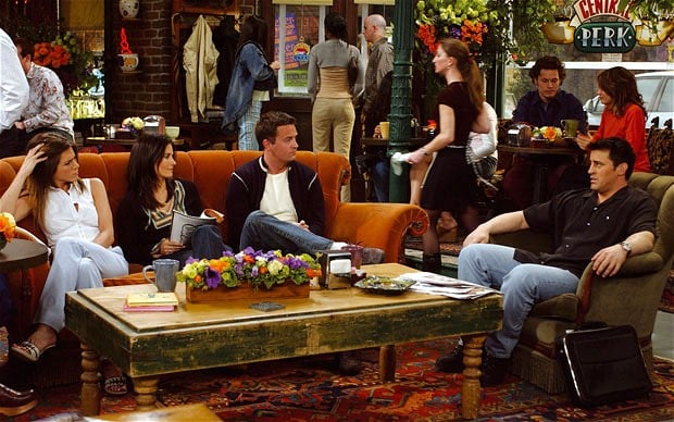 39 friends 39 fans rejoice central perk coming to nyc. Black Bedroom Furniture Sets. Home Design Ideas