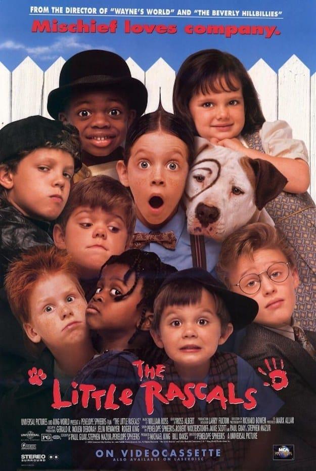 The Little Rascals original