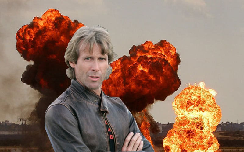 hilarious michael bay gifs spoof director u0026 39 s love of explosions