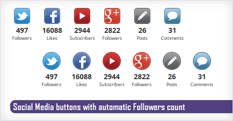 social-media-buttons-followers-count