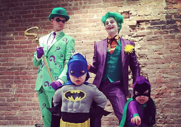 featured image for neil patrick harris and family win halloween costume competition once again - Halloween Winning Costumes