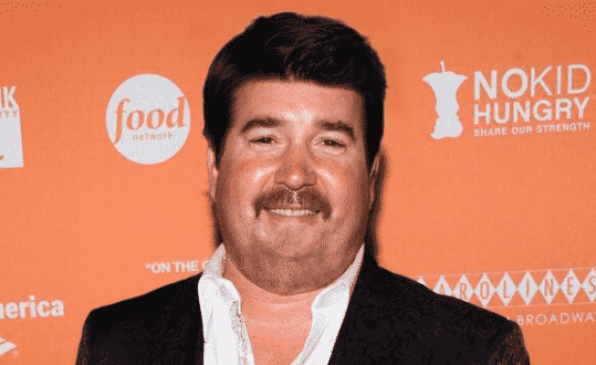 Guy Fieri Without Frosted Tips And Beard Went Viral It Is