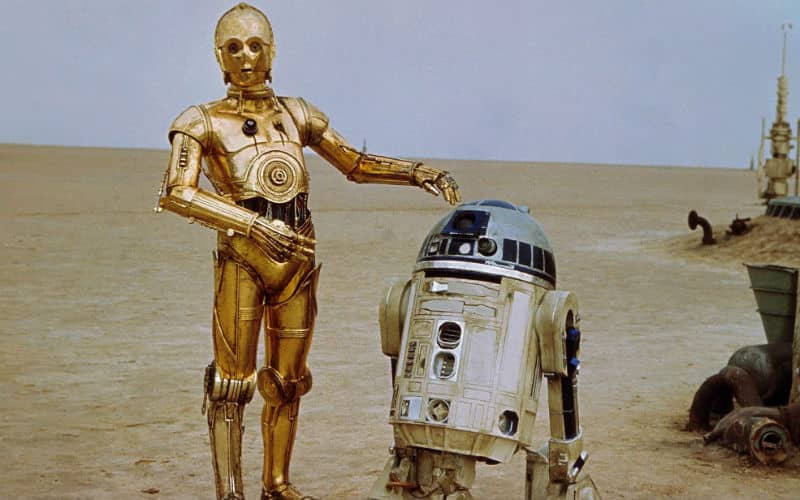 R2d2 And C3po In Movie Anthony Daniels: New '...