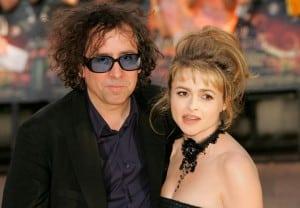 Helena Bonham Carter and Tim Burton Split