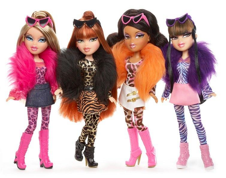 Artist recreates bratz dolls without makeup Bratz fashion look and style doll