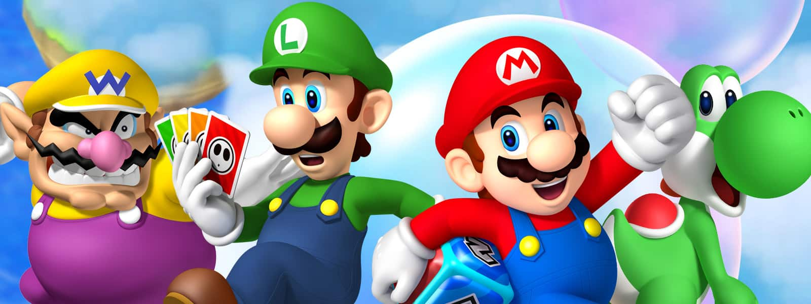 Check Out Every 'Mario' Game In Chronological Order [Video]