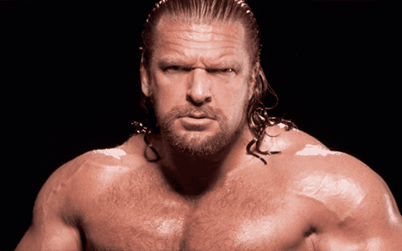 WWE Superstar Triple H Makes Child Cry on Monday Night Raw