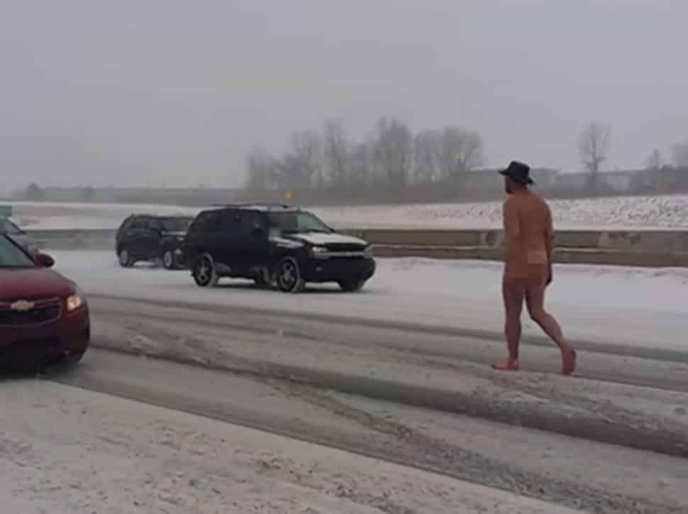 Walking naked video — img 8