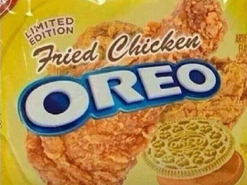 Fake  Oreos