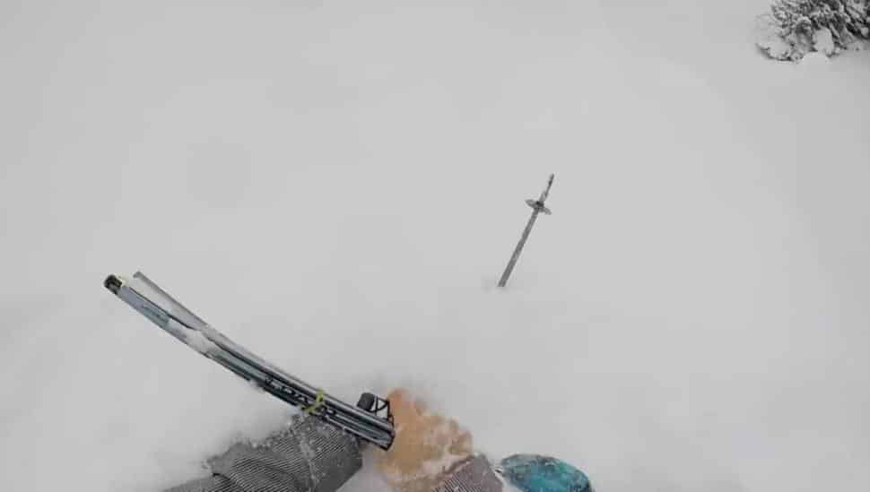 Featured image for Avalanche Buries Man, Dramatic Rescue Caught On Camera [Video]