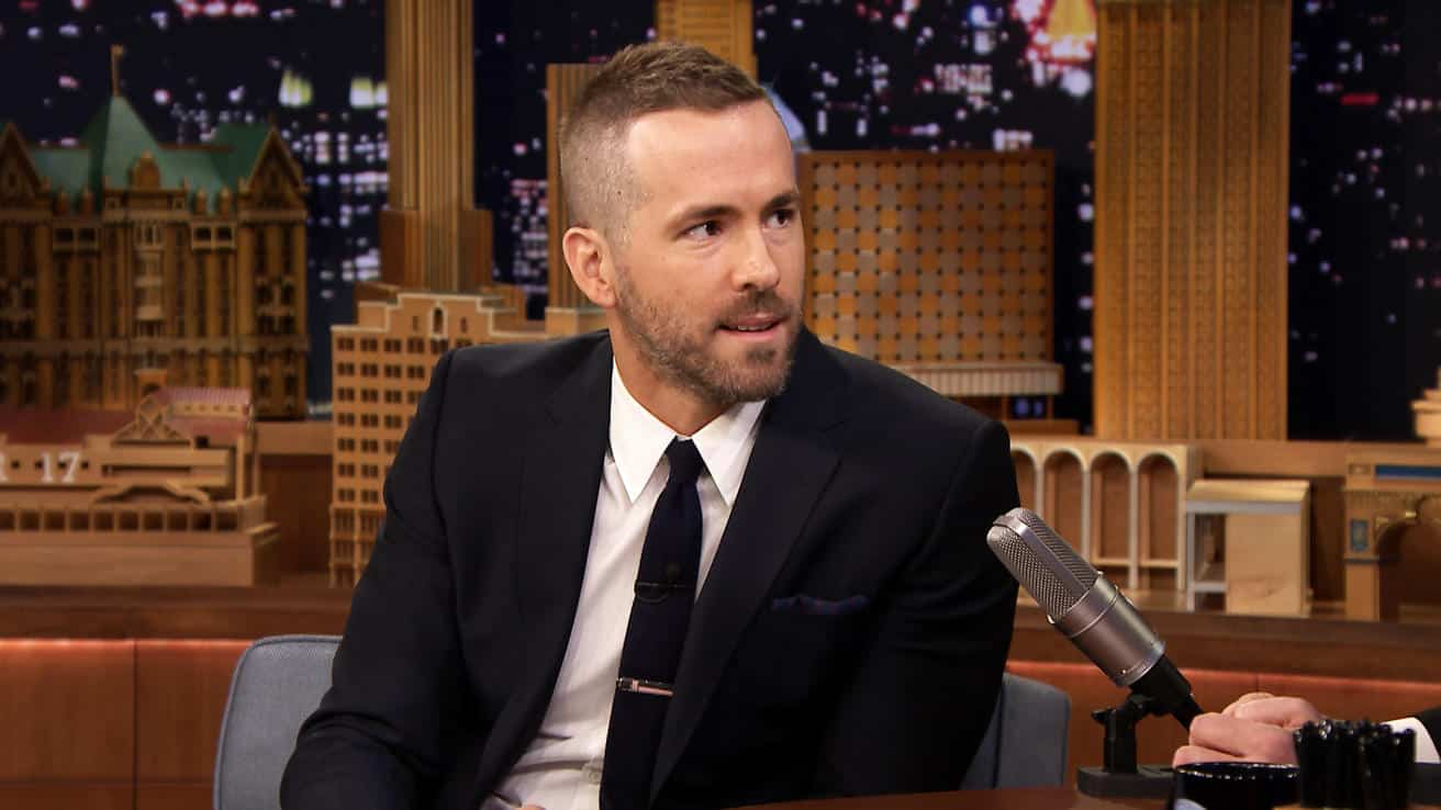 Featured image for Ryan Reynolds Talks Parenting And Plays Egg Russian Roulette On 'The Tonight Show' [Watch]