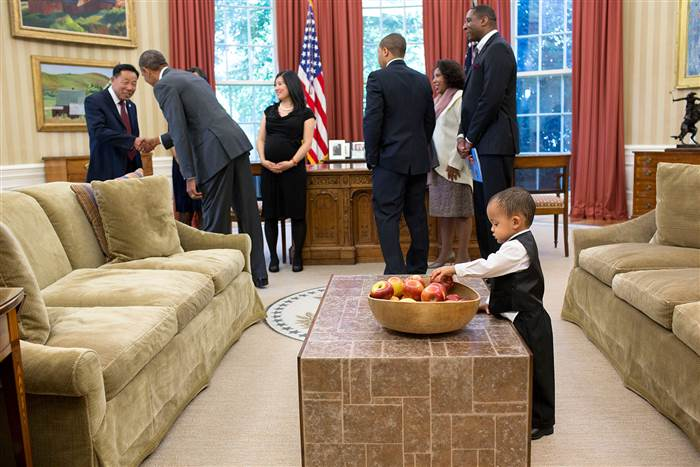 White House Tantrum Goes Viral And The Memes Are Plentiful