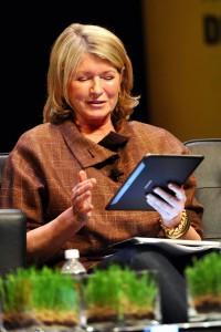 Martha Stewart Photo by Larry Busacca/WireImage.com