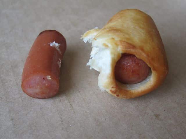 Mini Hot Dog Bites Pizza Hut