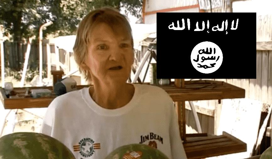 ISIS california