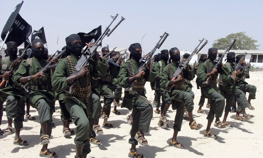 Al-Shabaab fighters in the world's most dangerous cities