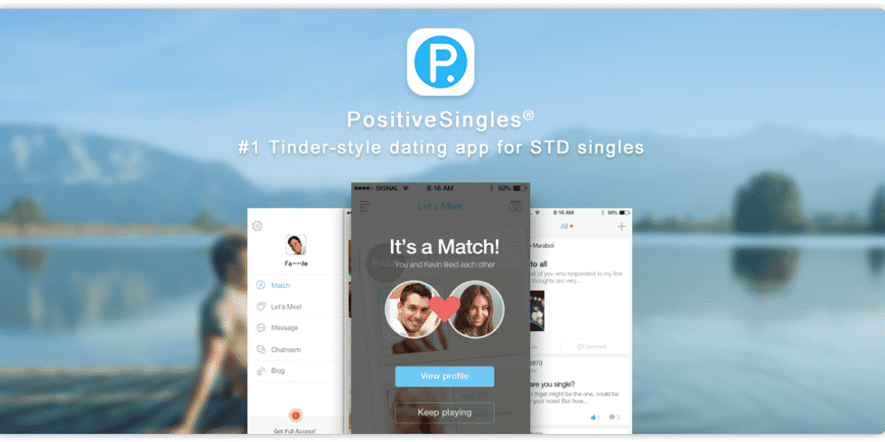 Dating apps stds