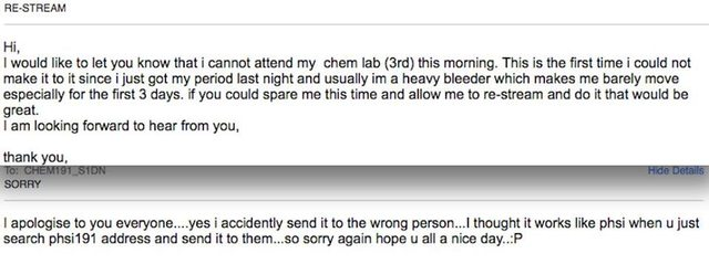 Professors Reveal the Funniest Emails They Get from Students