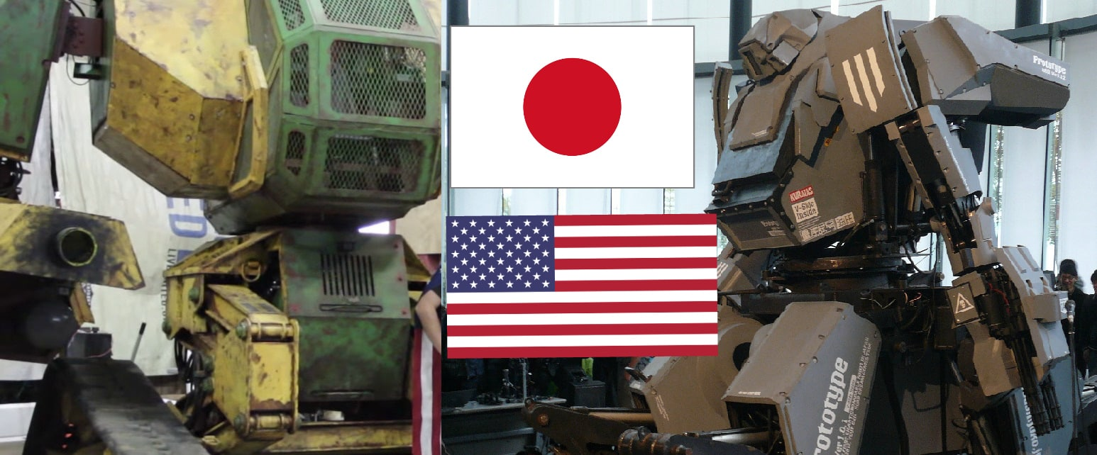 Featured image for Japan Agrees to Giant Robot Duel with U.S.
