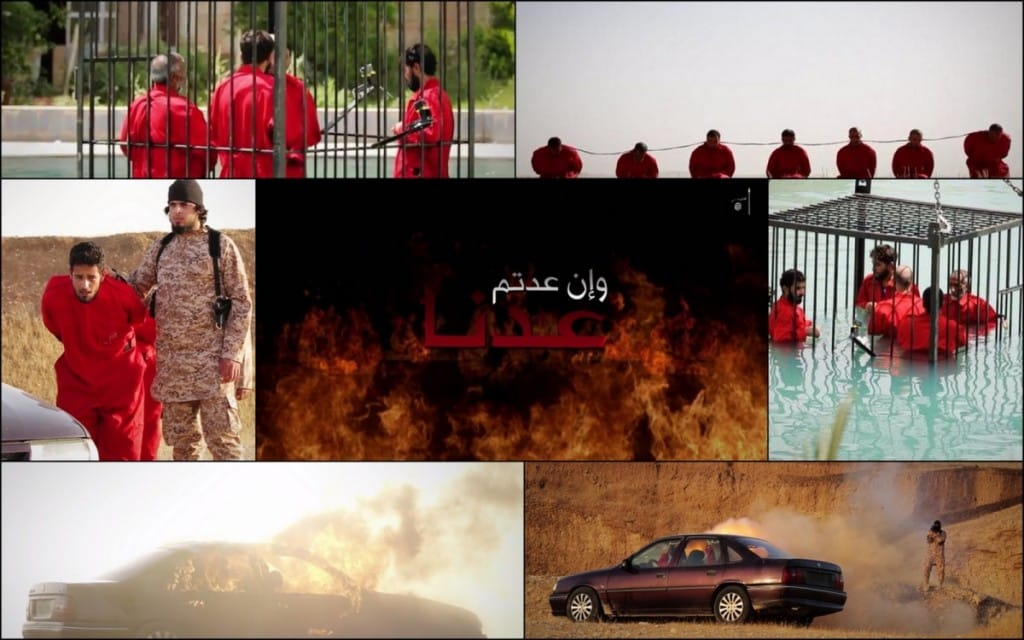 Unlike al-Qaeda, who also made use of propaganda videos, the Islamic State typically employs high production values and attempts to present a sleek image to potential converts.