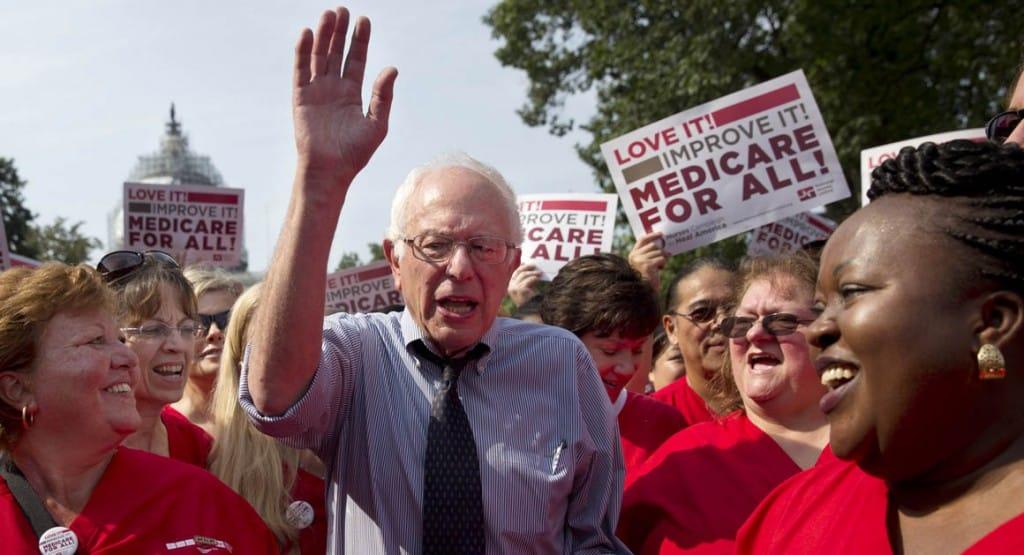 Bernie Sanders' ideas have sparked nationwide enthusiasm (AP Photo/Jacquelyn Martin)