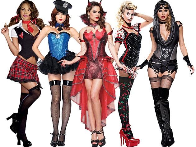 Halloween : 15 costumes sexy mais carrment interdits
