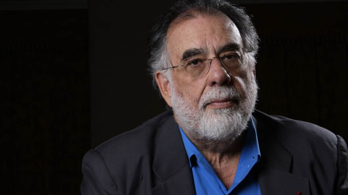 Francis Ford Coppola directed The Godfather, Apocalypse Now, The Godfather Part II and Dracula. He also co-produced George Lucas' first film, THX 1138.