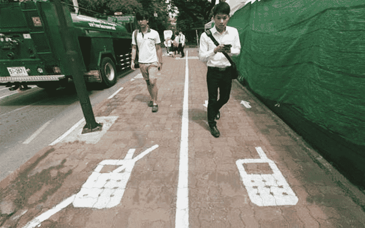 Featured image for Thai University Rolls Out Mobile Phone Lanes