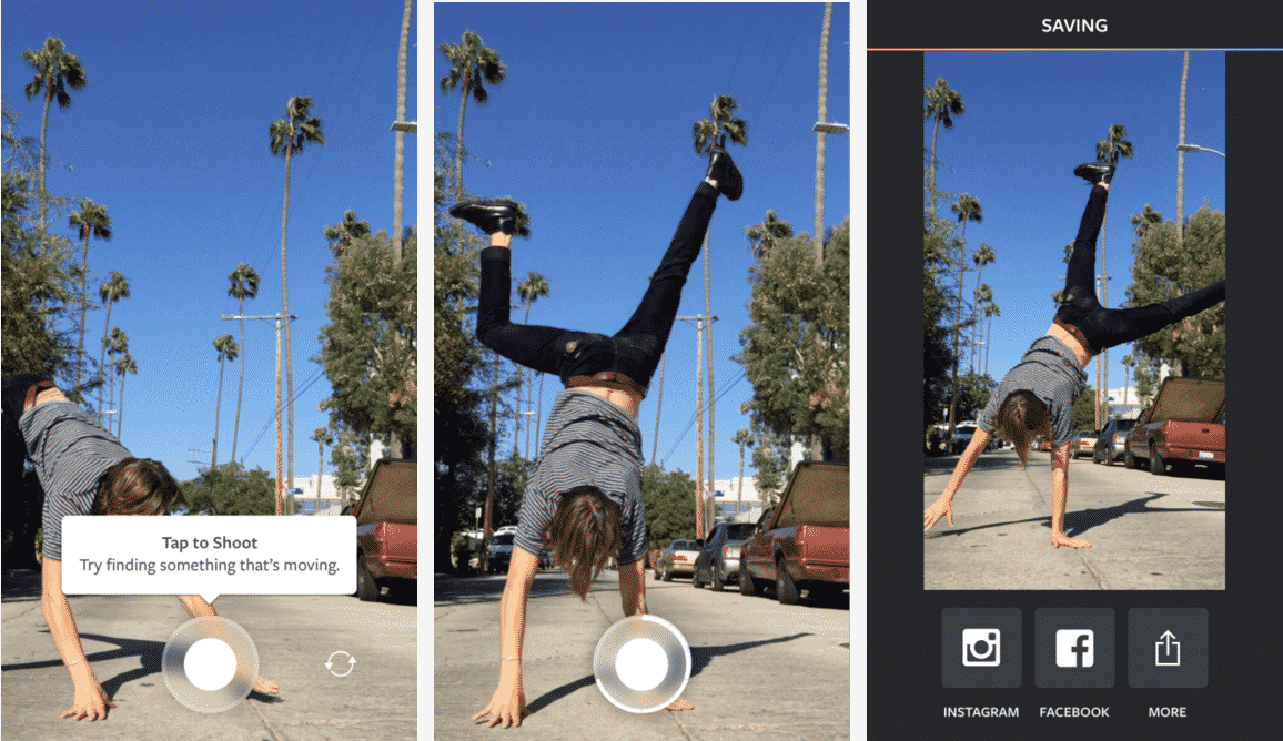 Featured image for Instagram Launches Gif-Making App Called 'Boomerang'